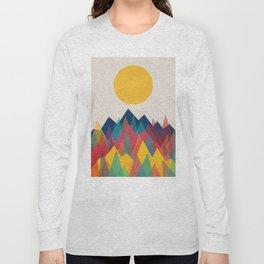 Uphill Battle Long Sleeve T-shirt