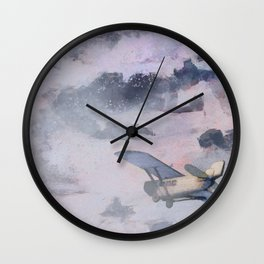 At The Mountains of Madness Wall Clock