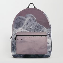 Sands of Lavender Backpack