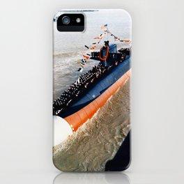 USS KAMEHAMEHA (SSBN-642) iPhone Case