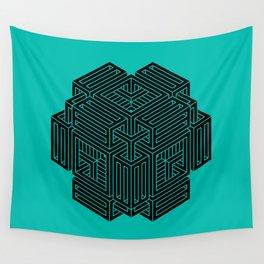 Paradigm Wall Tapestry