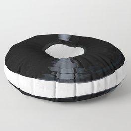 Blank White Label Floor Pillow