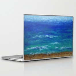 Beach III Laptop & iPad Skin
