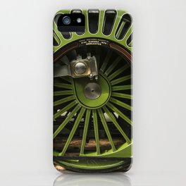 Stirling Single iPhone Case
