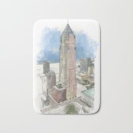 Cleveland Key Tower Bath Mat