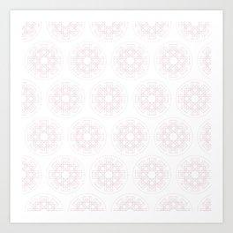 pattern5 Art Print