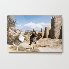 Jerusalem 1187 Metal Print