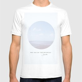 Make Each Day Your Masterpiece II T-shirt