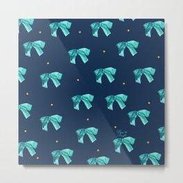 Lazos bb. pattern Metal Print