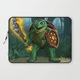 Turtle Paladin Laptop Sleeve