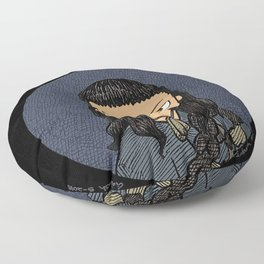 Sassy Nasir (Spartacus) Floor Pillow