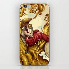 Golden Tree iPhone & iPod Skin