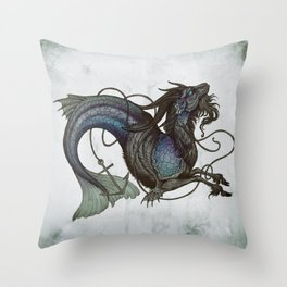 Capricorn Throw Pillow
