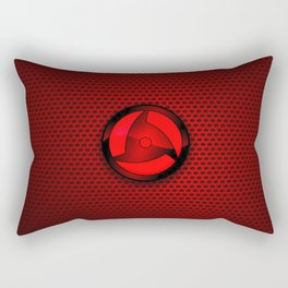 mangekyou sharingan kakasih Rectangular Pillow