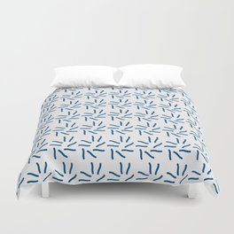 Another Minimal Pattern Duvet Cover