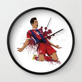 Robert Lewandowski - Bayarn Munich Wall Clock