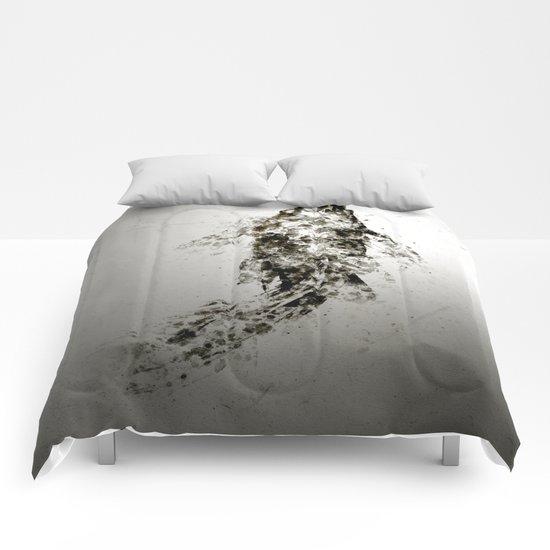 Koi Aluminium Comforters