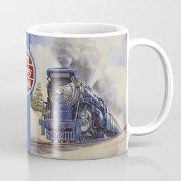 The Seashore's Finest Train Coffee Mug