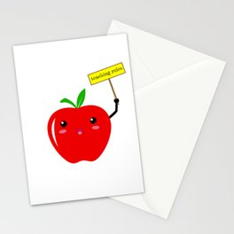Teaching Rules Teacher Lesson Teaching Back To School First Day Of School Stationery Cards