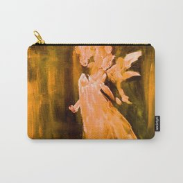 Guardian Angel - Gold Carry-All Pouch