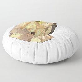 Beardie Floor Pillow