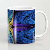 spiritual Mugs featuring Spiritual One by Lyle Hatch