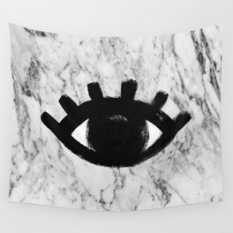 all-seeing eye Wall Tapestry