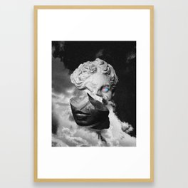Era Framed Art Print