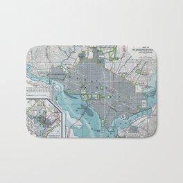 Washington City Bath Mat