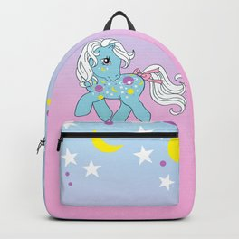 g1 my little pony Night Glider Backpack