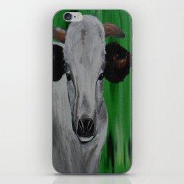 Cow 1 iPhone Skin