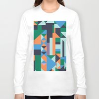 hunter Long Sleeve T-shirts featuring Hunter by La Señora