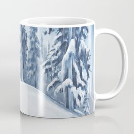 Dropping The Dream Forest Coffee Mug