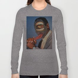 knuckle sandwhich (from god!) Long Sleeve T-shirt