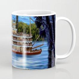 Mystcal Moonlight Cruise Down the Bayou Coffee Mug