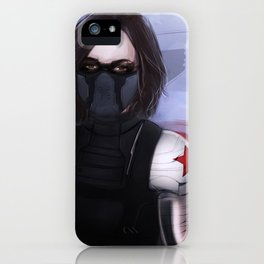 Jemma the sinter soldier.  iPhone Case