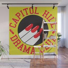 Capitol Hill Drama Club Wall Mural