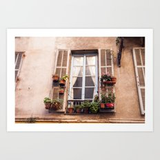 Nice France 6005 Art Print