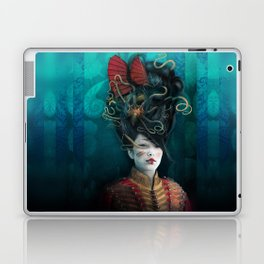 Queen of the Wild Frontier Laptop & iPad Skin