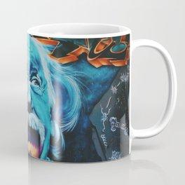 Einstein graffiti Coffee Mug