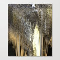 champagne Canvas Prints featuring champagne by Maria Julia Bastias