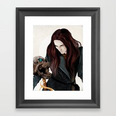 Vasilisa Framed Art Print