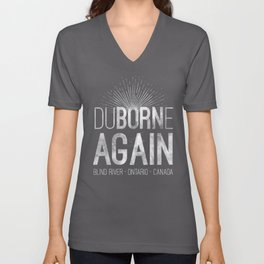 duBORNe AGAIN Unisex V-Neck