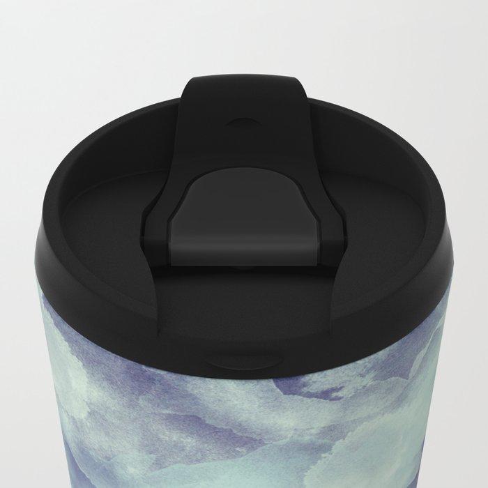 Pure Imagination I Metal Travel Mug