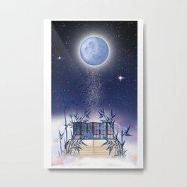 Sofa Metal Print
