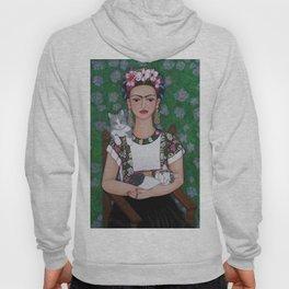 Frida cat lover Hoody