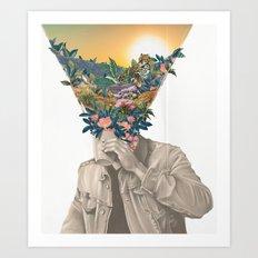 Recapture Art Print