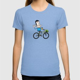Coffee Spock T-shirt