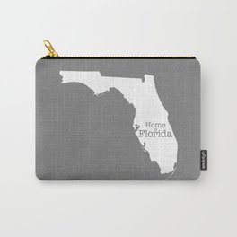 Home is Florida Carry-All Pouch