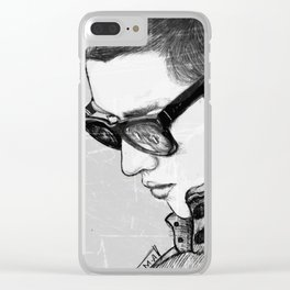 Kris (Wu Yifan) // EXO Clear iPhone Case